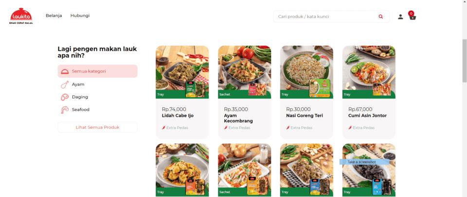 bisnis makanan lauk rumahan