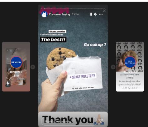 bisnis makanan soft cookies