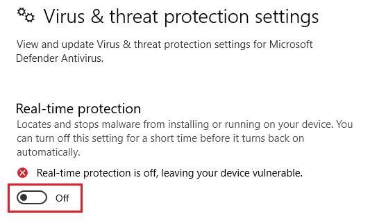 err_connection_closed 3 antivirus